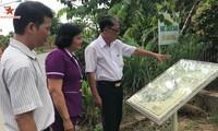 Entdeckung der Kartenstraße in Binh Duong