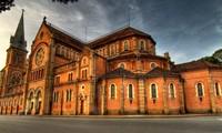 Kathedrale Notre-Dame von Ho Chi Minh Stadt ist eine der 19 schönsten Kirchen der Welt