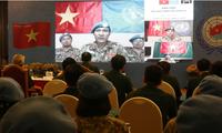 Online-Konferenz zwischen Kräften der Friedensmission der UNO und Vietnams