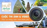 Fotos und Video-Wettbewerb zur Entdeckung Hue`s