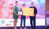 SEA Games-Preisträger der Silbermedaille spendet rund 40.000 Euro für Kinder aus schwierigen Verhältnissen