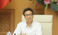 Vizepremierminister Vu Duc Dam: Beschleunigung der Produktion der Medikamente in Vietnam