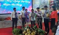 Aktivitäten zur Förderung der Konsumierung landwirtschaftlicher Produkte