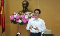 Vizepremierminister Vu Duc Dam: Digitale Umwandlung verbessert Wettbewerbsfähigkeit