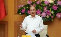 Premierminister Nguyen Xuan Phuc: Entschlossen zum Schutz des Unternehmenssystems