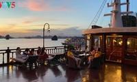 Halong-Bucht gehört zu den 50 schönsten Weltwundern