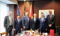 Vietnam ist ein potenzieller Markt für kleine und mittelständische Unternehmen Deutschlands