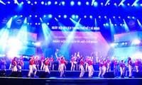 Eröffnung des Tourismus-Festivals in Ho Chi Minh Stadt 2020