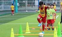 Umsetzung der Vereinbarungen zwischen FIFA und ASEAN über Fußballentwicklung