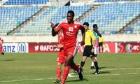 FC-Ho Chi Minh Stadt nimmt Abschied von Stürmer Amido Balde
