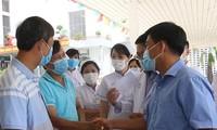 Vietnam will entschieden die COVID-19-Pandemie bekämpfen und Infizierte retten