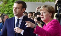 Frankreich und Deutschland wollen einheitlich zur Lösung der Weltprobleme beitragen
