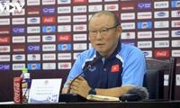 Trainer Park Hang Seo bevorzugt WM-Vorrunde