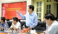 Städte und Provinzen sollen Sicherheitsmaßnahmen gegen Taifun Noul umsetzen