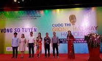 Start des Gesangwettbewerbs Hanois 2020