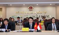Online-Investitionskonferenz zwischen Vietnam und Singapur