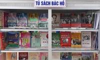 Binh Thuan baut Bücherregal über Präsident Ho Chi Minh
