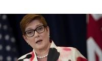 Australische Außenministerin besucht Japan