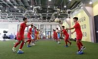PVF ist Modell für Ausbildung junger und professioneller Fußballer