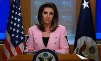 Die USA kritisieren China wegen Nichteinhaltung des Versprechens gegenüber Ostmeer