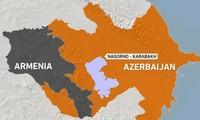 Gefährlicher Ausbruch des Konflikts um Bergkarabach