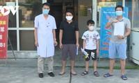 COVID-19-Pandemie: letzten drei Patiente in Hai Duong sind genesen