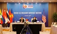 ASEAN 2020: Zusammenarbeit im Bereich der Finanzen und Banken