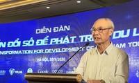 Digitale Technologie für vietnamesische Reiseunternehmen