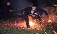 Fest zum Feuertanz der Roten Dao ist als immaterielles Nationalkulturerbe anerkannt worden