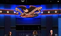 US-Wahlen 2020: TV-Debatte der Kandidaten für das Amt des US-Vizepräsidenten