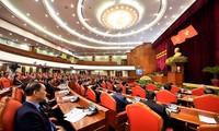 Abschluss der ZK-Sitzung