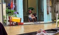 Regen und Überflutungen fordern Toten und Sachschäden