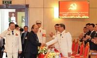 Premierminister Nguyen Xuan Phuc: Volkspolizei soll auf absolute Führung der Partei beharren