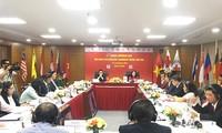 Konferenz der Leiter des Roten Kreuzes und des Roten Halbmondes der ASEAN