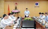 Vietnam ist zur Bekämpfung der COVID-19-Pandemie bereit