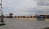 Das Kate-Fest ist in Dörfern der Cham-Volksgruppe verbreitet
