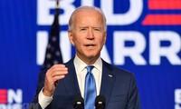 US-Wahl 2020: Glückwunschtelegramme an Joe Biden