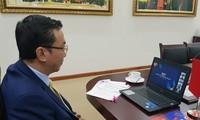 VFF diskutiert über Fußball-Liga 2021 in Vietnam