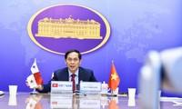 Vietnam und Panama verstärken Freundschaft und Zusammenarbeit