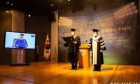 Trainer der vietnamesischen Fußballnationalmannschaft Park Hang-seo erhält Ehrendoktor der südkoreanischen Hochschule