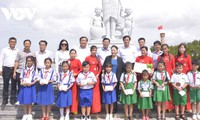 Parlamentspräsidentin Nguyen Thi Kim Ngan besucht Ca Mau