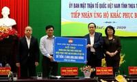 Geschenke für Flutopfer in Provinz Thua Thien-Hue