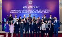 APEC fördert Belebung von Unternehmen der Frauen