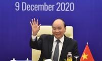 Vietnam fördert Zusammenarbeit für Frieden und Entwicklung