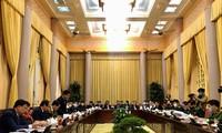 Staatspräsident macht sieben Gesetze publik
