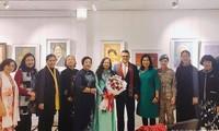 Frauen-Forum mit diplomatischen Tätigkeiten für Frieden