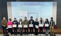Preise für Kurzfilme 2020 beim Filmfestival