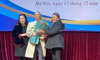 Schriftsteller Hoang Quoc Hai für lebenslangen Erfolg der Literatur geehrt