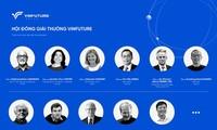 Globale Preise VinFuture für Wissenschaft und Technologien