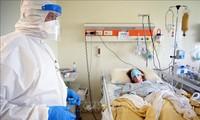 COVID-19-Pandemie auf der Welt